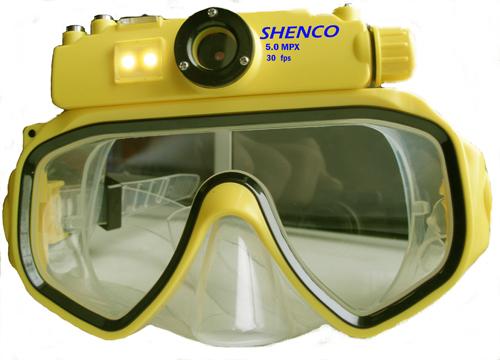 Камера для подводной охоты