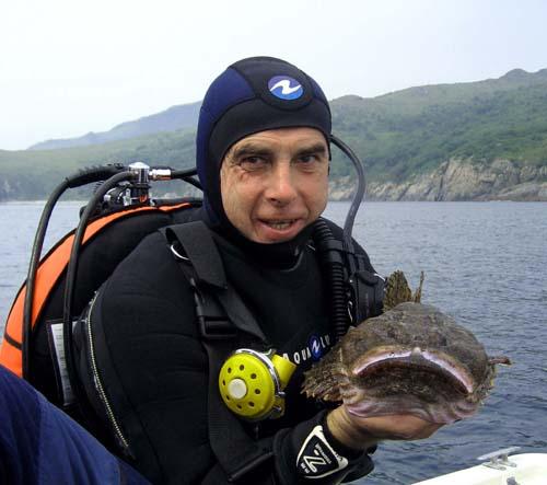 кольский залив рыболовный